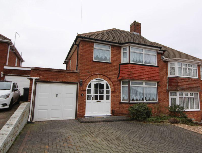 Fern Close Bramford Estate